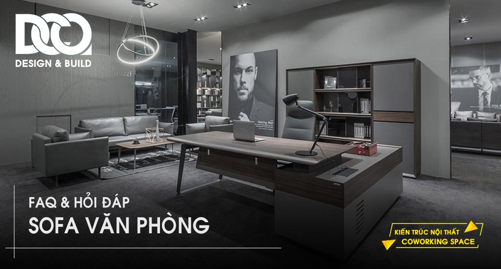 Diễn đàn hỏi đáp sofa văn phòng số 1 - DCO Việt Nam - 🔴 Trực Tuyến