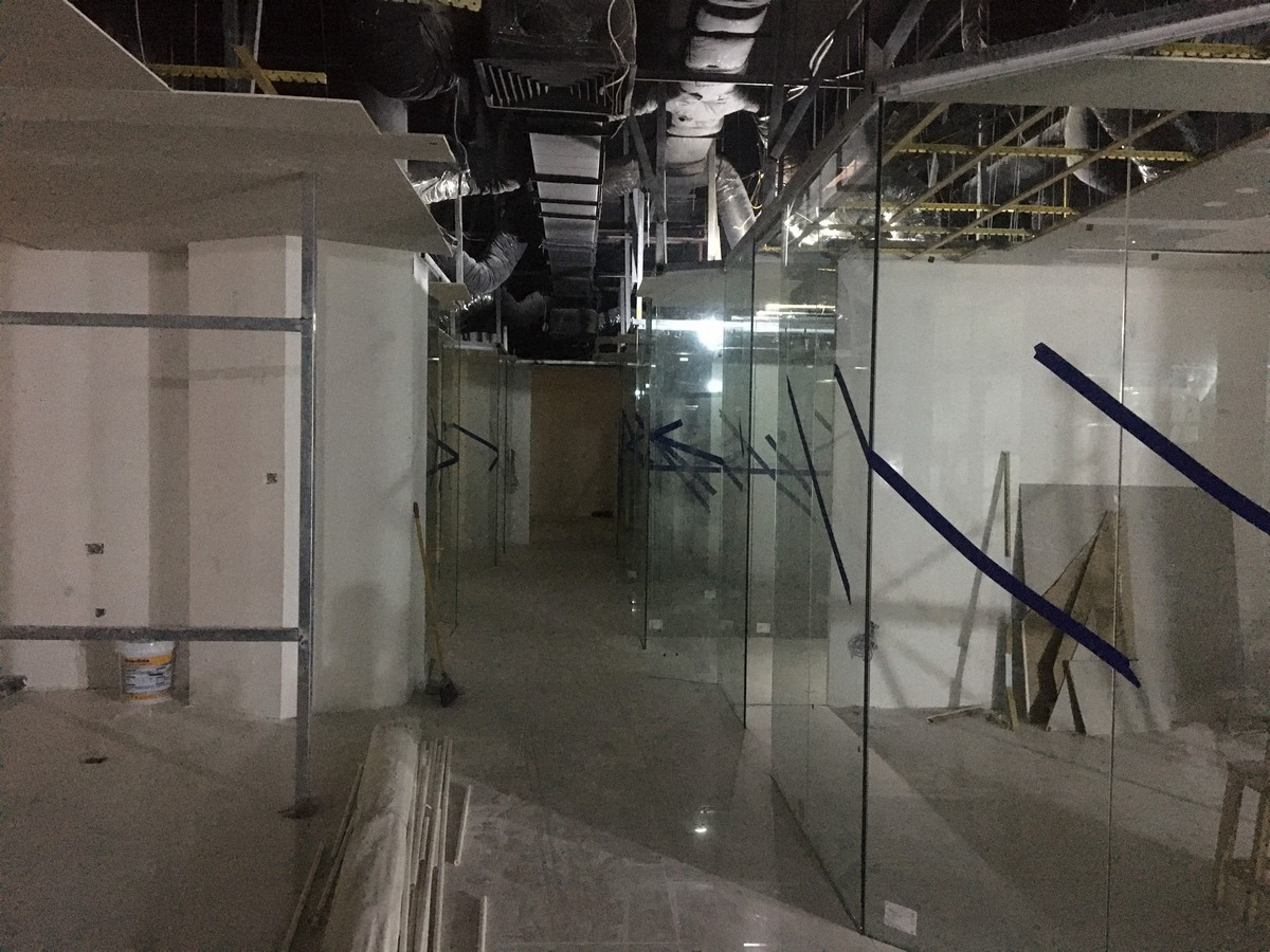Cải tạo nội thất khu làm việc chung tại TP.HCM