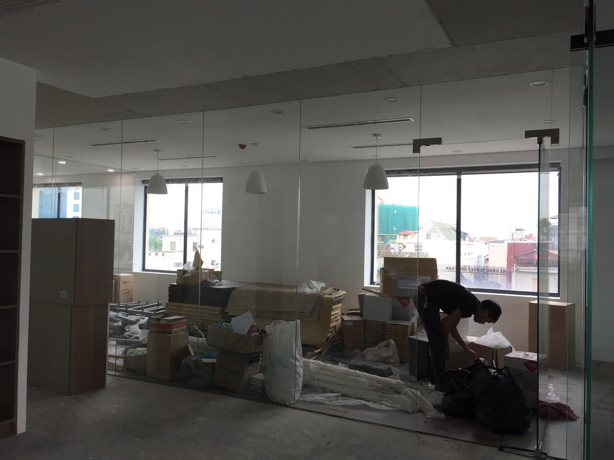Cải tạo văn phòng tại phường Mai Động