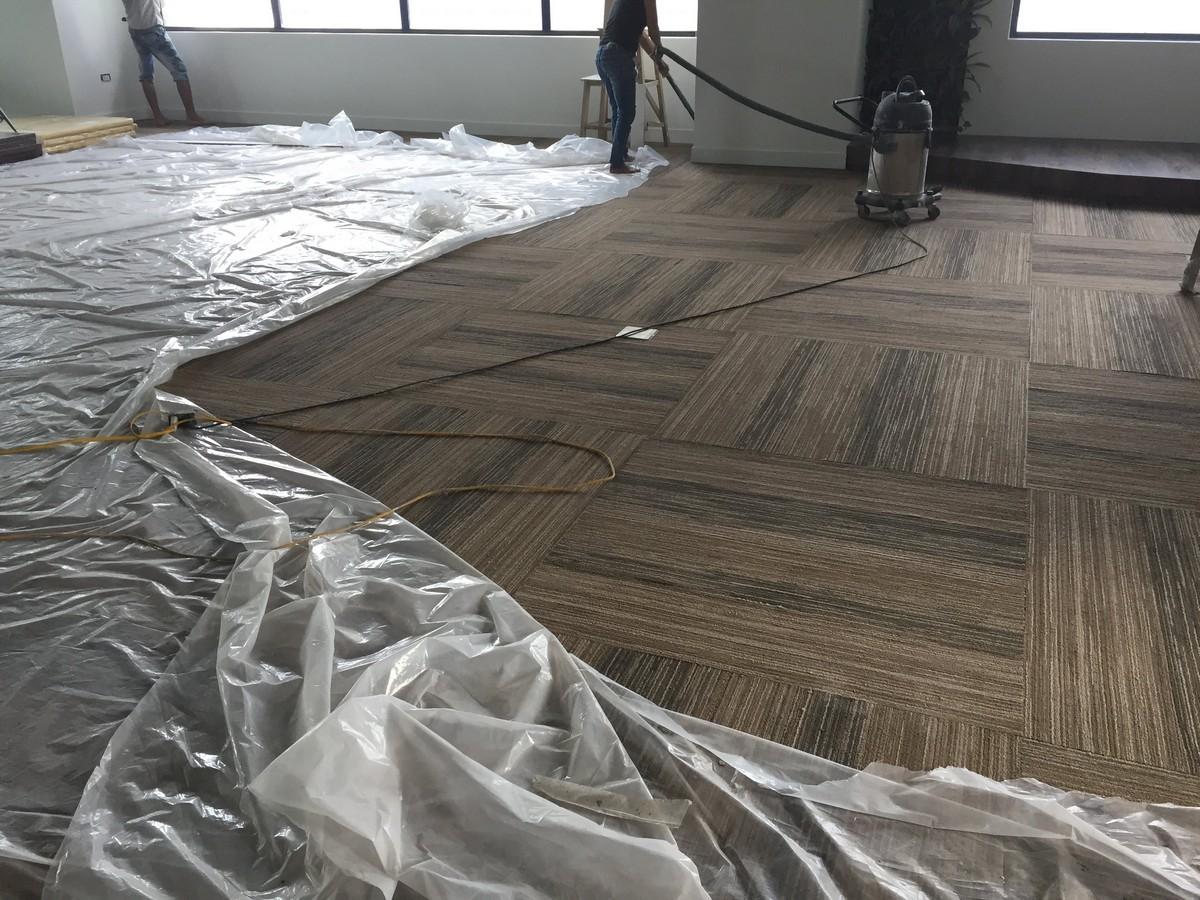Sửa chữa văn phòng tại Thọ Quang