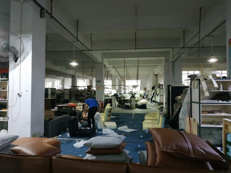 Ghế văn phòng A008 tại Hà Nội