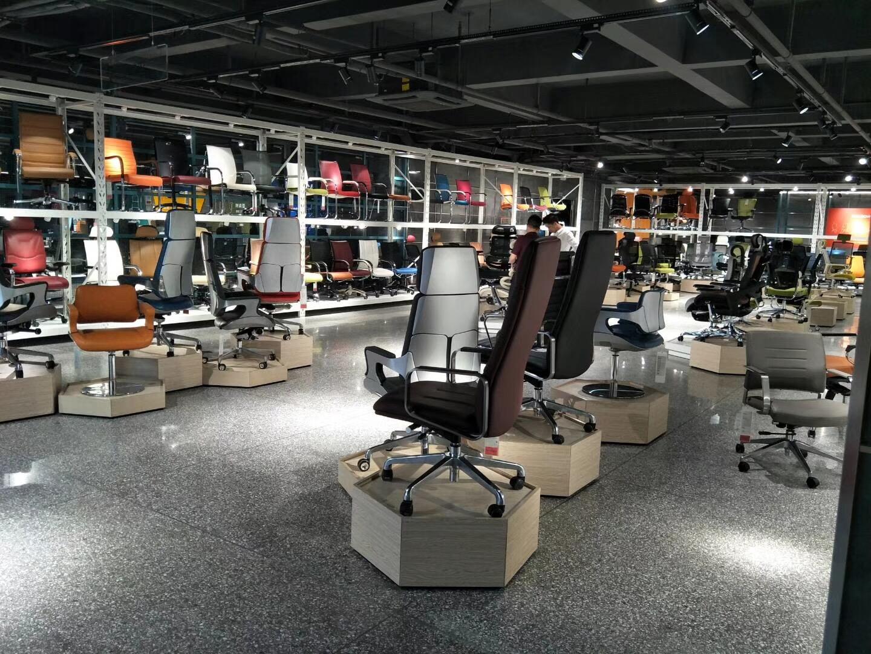 Showroom ghế văn phòng F57