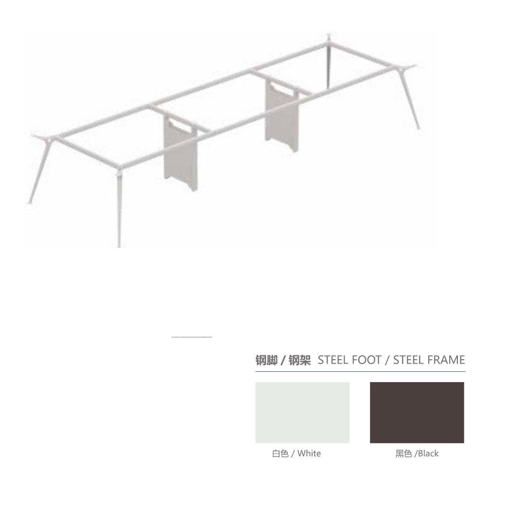Showroom bàn phòng meeting D50