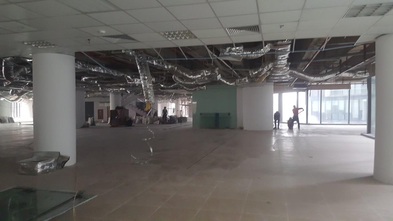 Thi công nội thất không gian mở tại Hà Nội