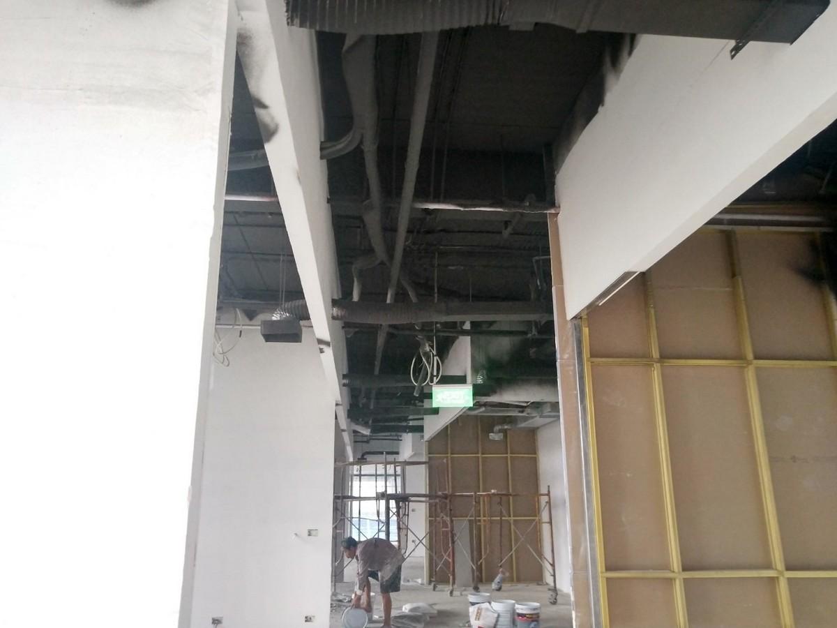 Sửa chữa nội thất Coworking Space công ty Hoàn Mỹ