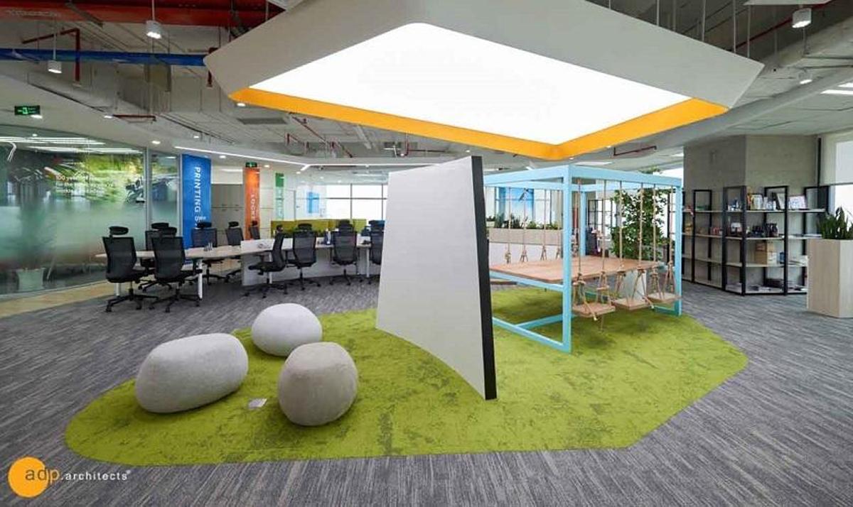Sửa chữa nội thất Coworking Space giá rẻ