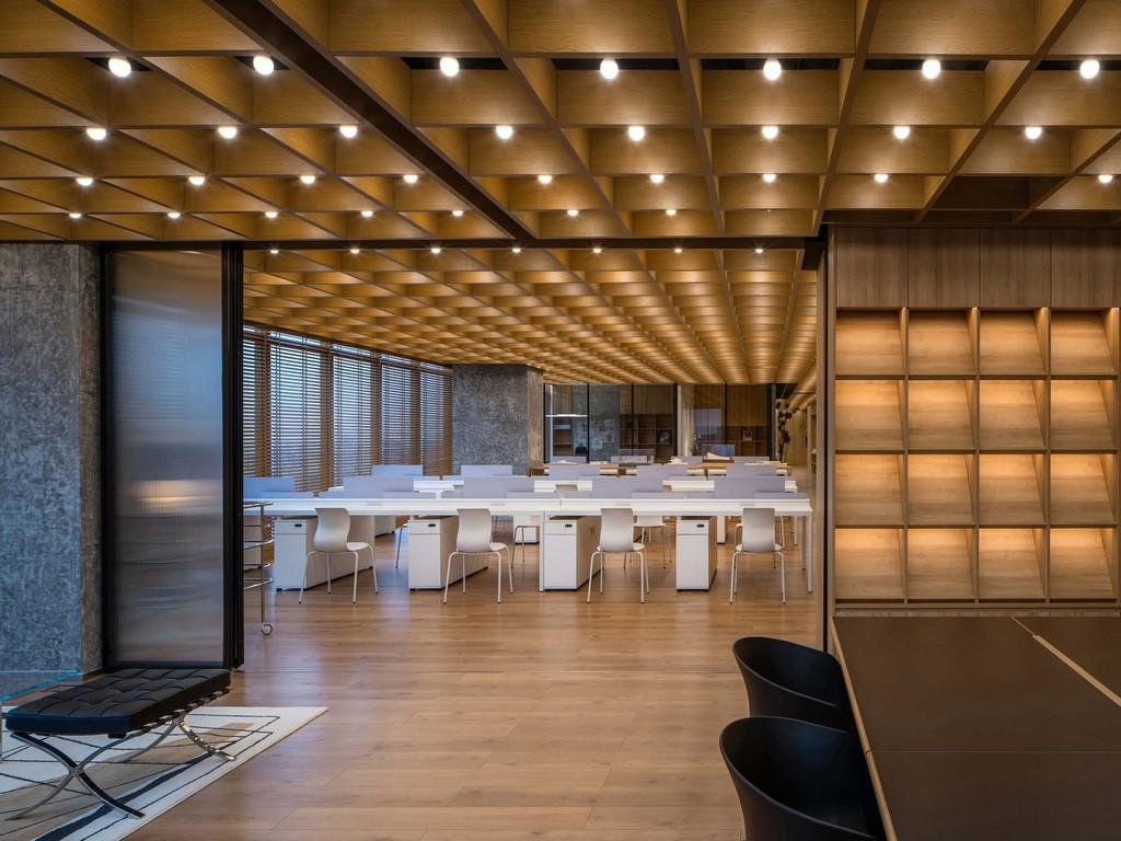 Thiết kế văn phòng theo phong cách Nhật Bản