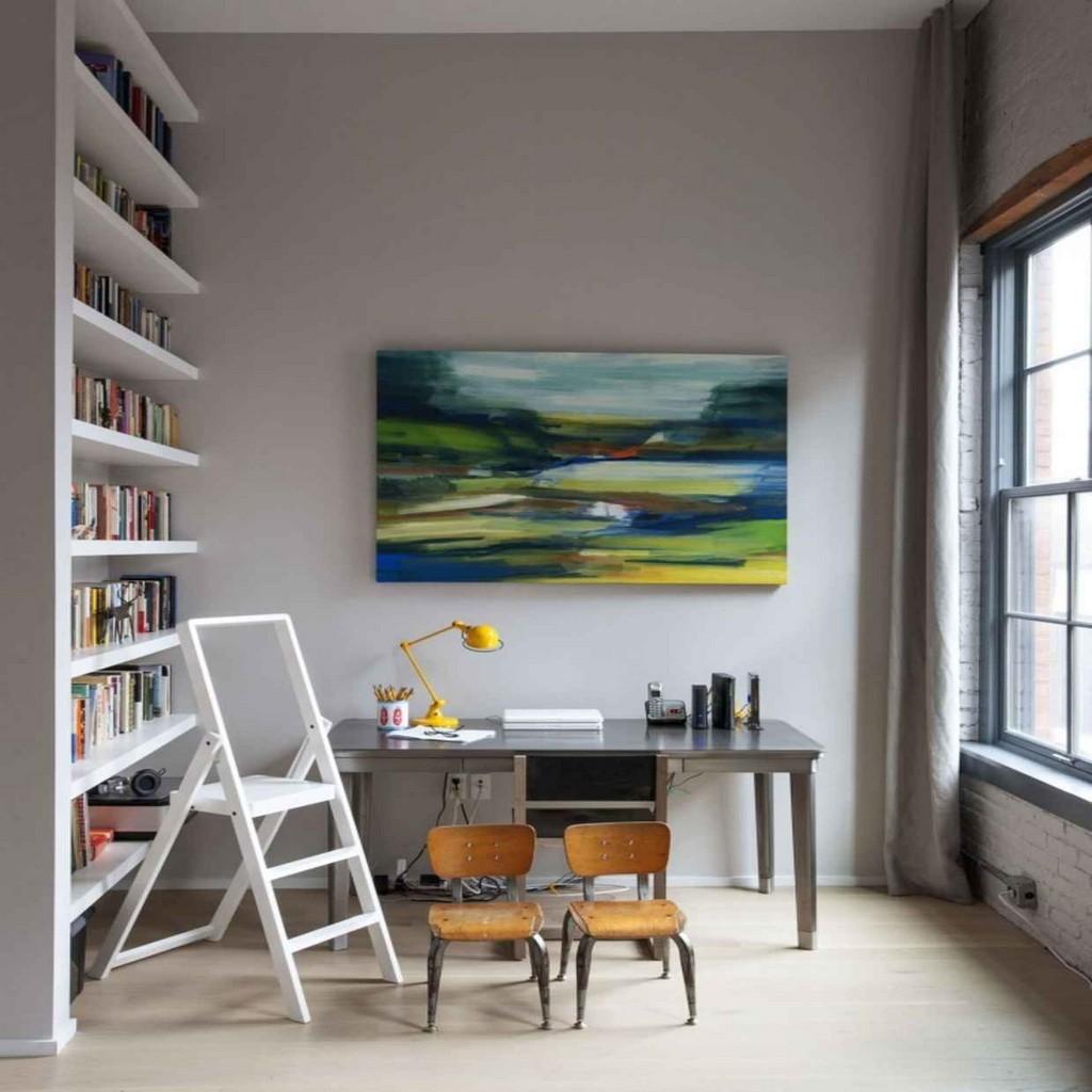 5 tips thiết kế văn phòng nhỏ 10m2 siêu ấn tượng