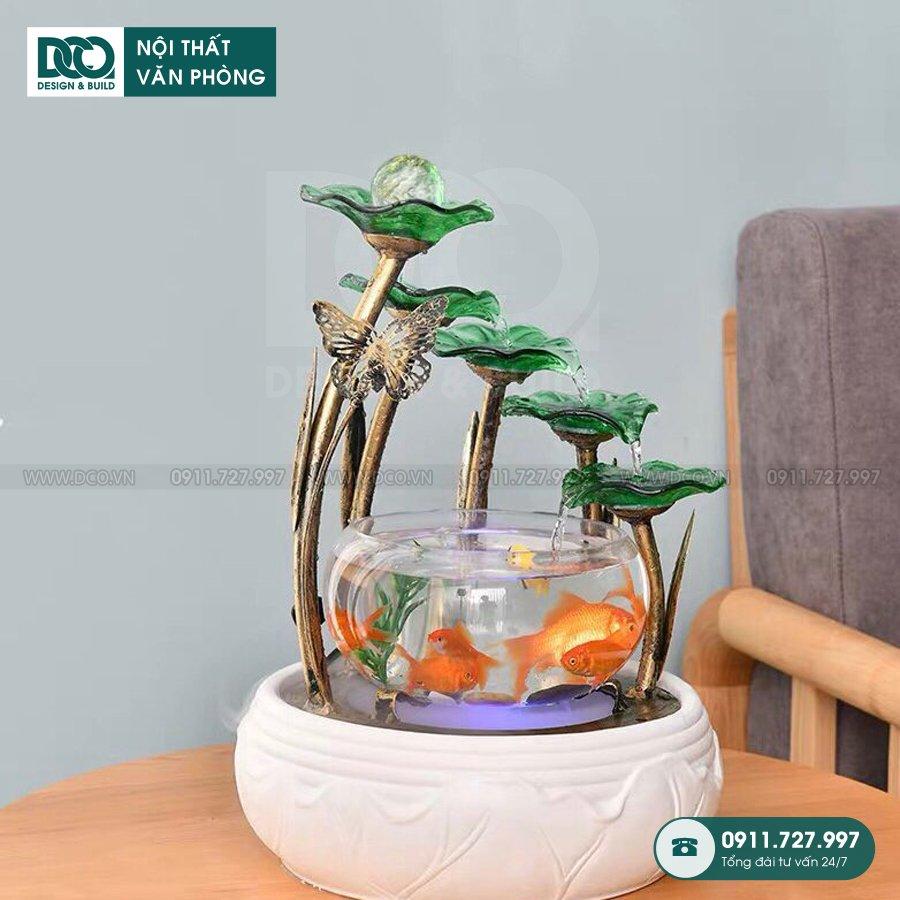 Chọn bể cá mini