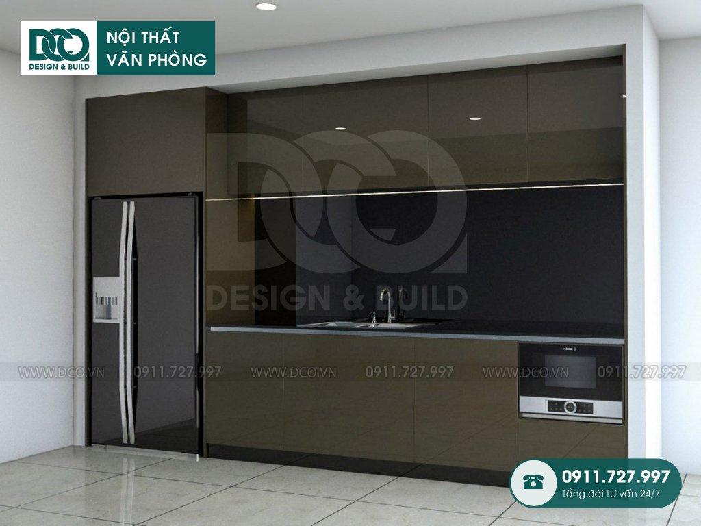 Hồ sơ dự án thiết kế nội thất văn phòng làm việc chung 519 Kim Mã