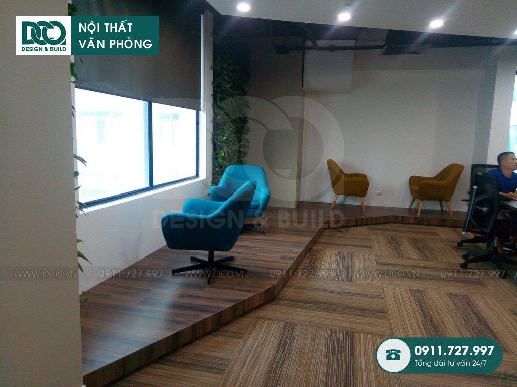 Dự án thiết kế nội thất văn phòng tại Hà Nội