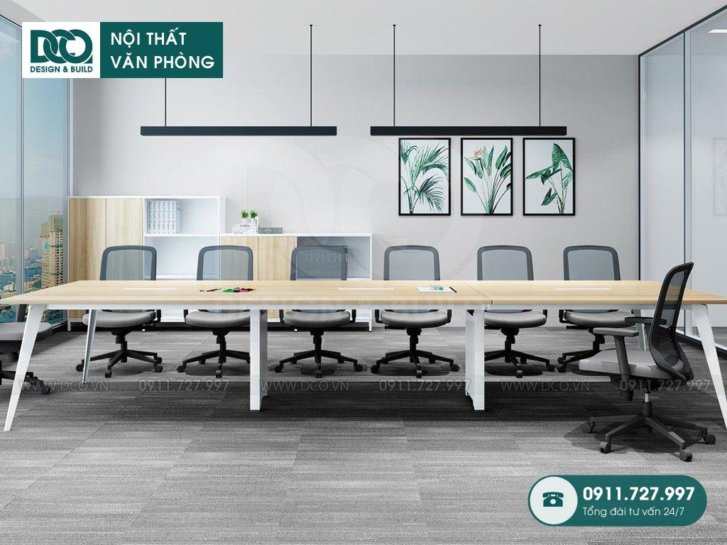 Tìm hiểu kích thước bàn làm việc văn phòng