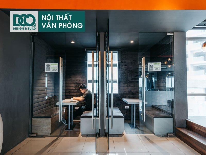 Mẫu nội thất văn phòng 300 chỗ số 1 Lương Yên
