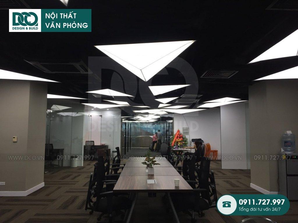 Mẫu nội thất văn phòng 519 Kim Mã