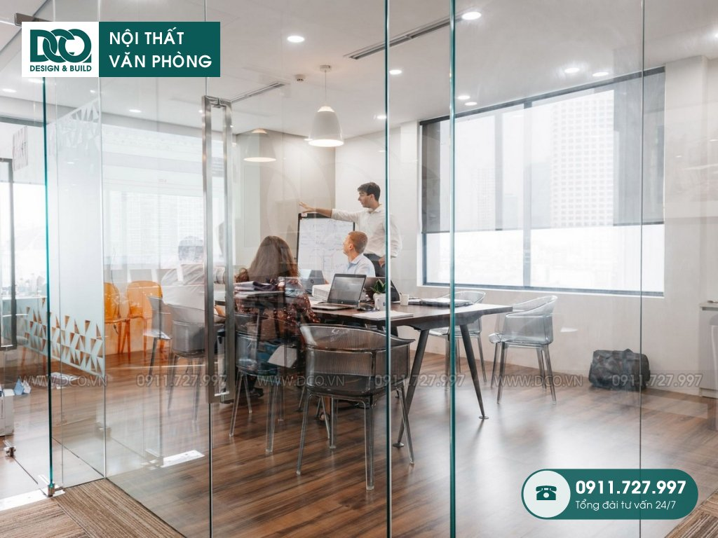 Hồ sơ dự án thiết kế nội thất văn phòng tòa nhà tại 519 Kim Mã