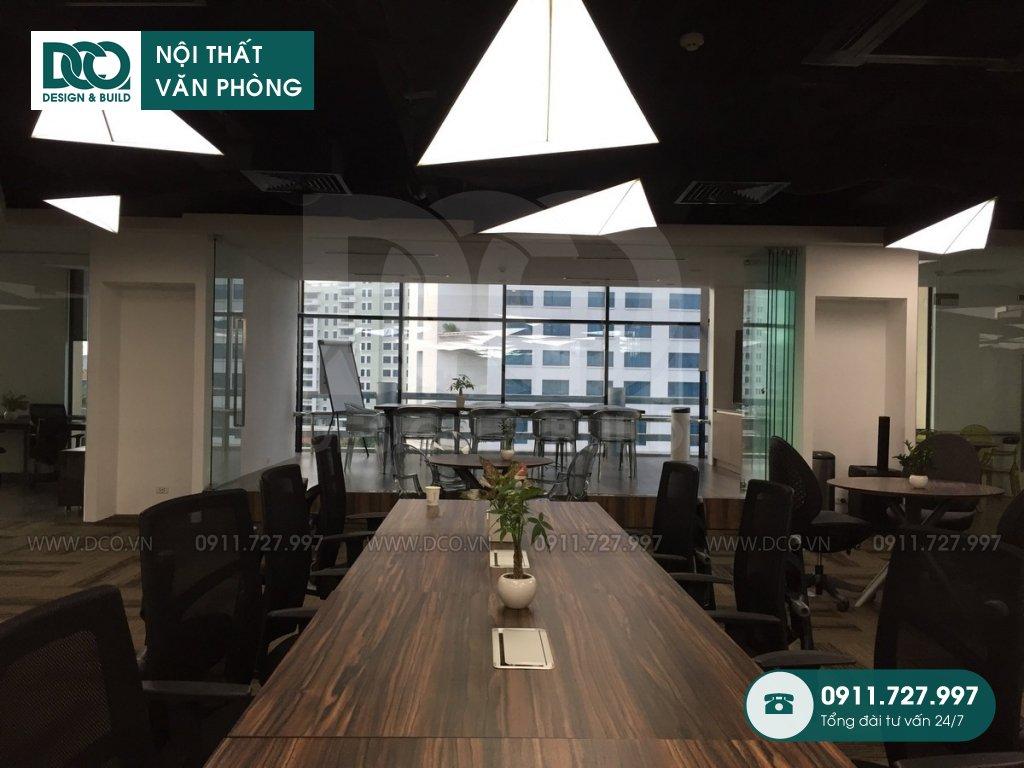 Hồ sơ bản vẽ mẫu nội thất văn phòng tòa nhà VIT Tower