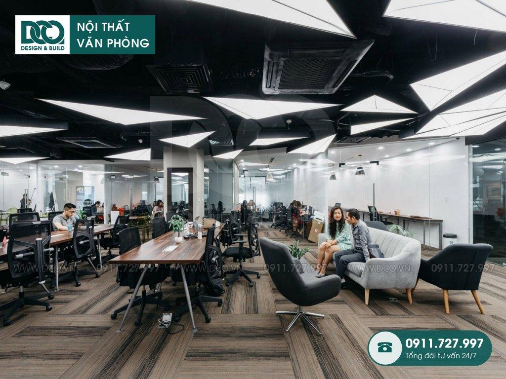 Hồ sơ dự án thiết kế nội thất văn phòng tòa nhà VIT Tower