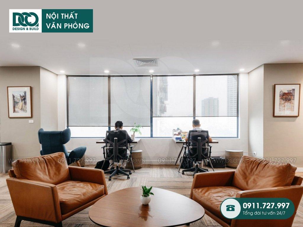 Hồ sơ dự án thiết kế văn phòng làm việc chung 519 Kim Mã