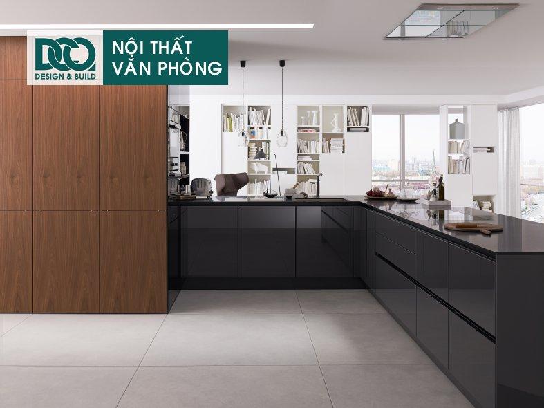 Dự án thiết kế nội thất văn phòng Coworking