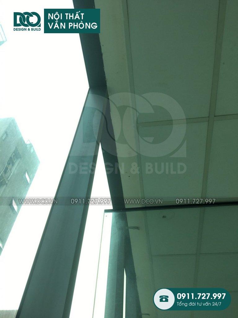 Thiết kế văn phòng tòa nhà Shinkawa