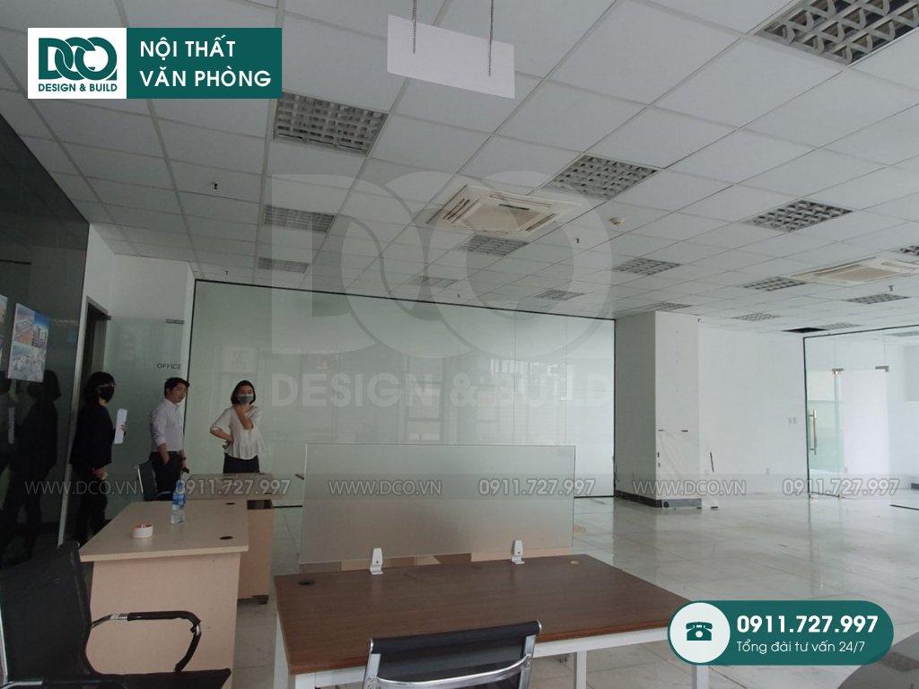 Hồ sơ dự án thiết kế nội thất văn phòng tòa nhà Shinkawa
