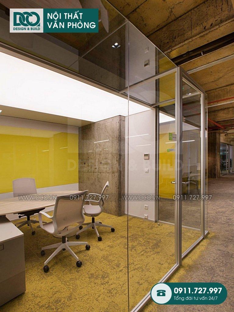 Dự án thiết kế nội thất văn phòng trọn gói