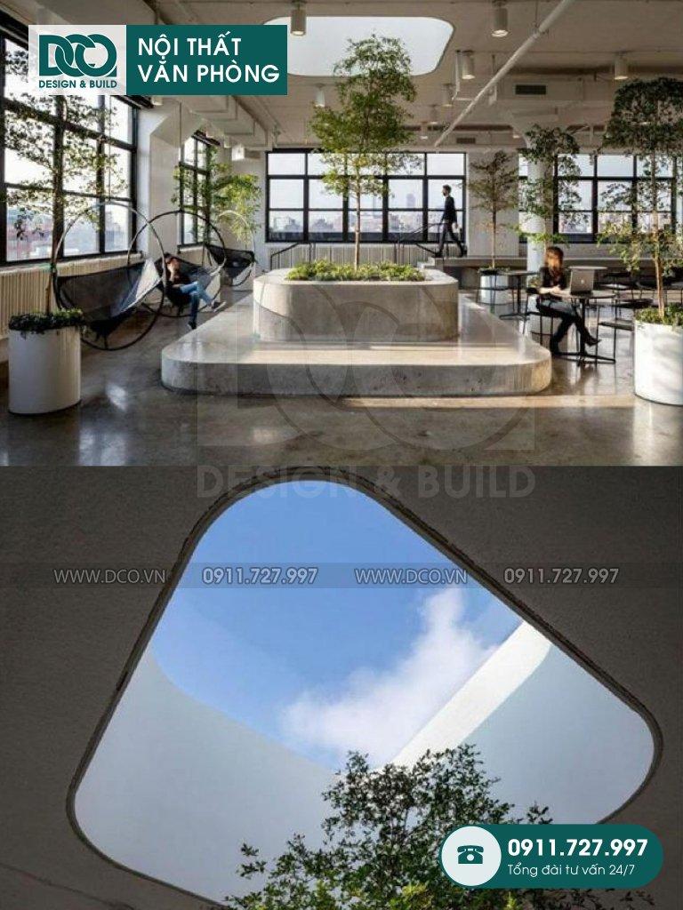 Dự án thiết kế văn phòng tòa nhà Việt Đức Complex