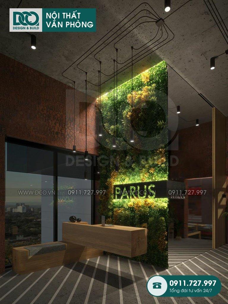 Hồ sơ dự án thiết kế nội thất văn phòng tòa nhà Việt Đức Complex