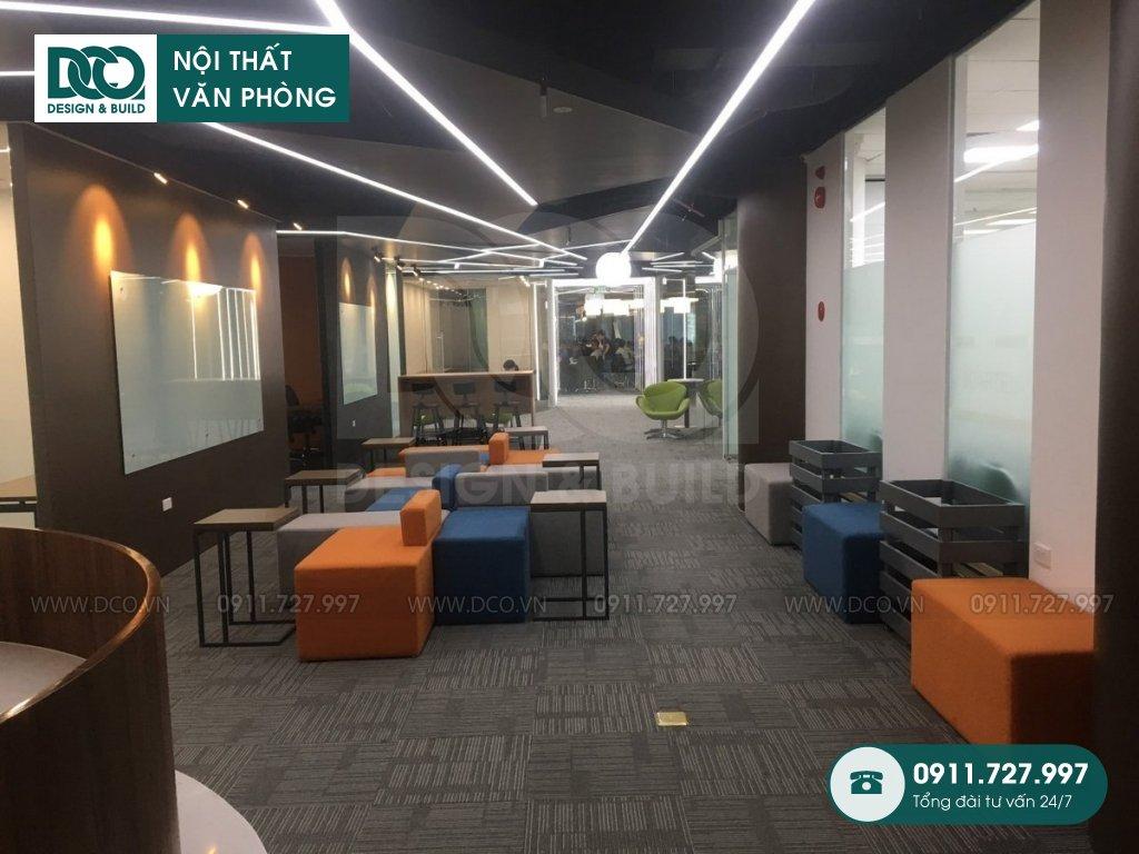 Nội thất Coworking Space tại TP.HCM