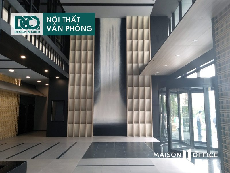 Bản vẽ mẫu nội thất văn phòng 36 Phạm Văn Đồng