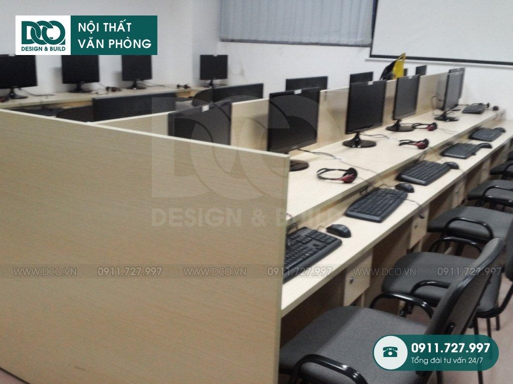 Hồ sơ mẫu nội thất văn phòng 400m2 Arena Multimedia