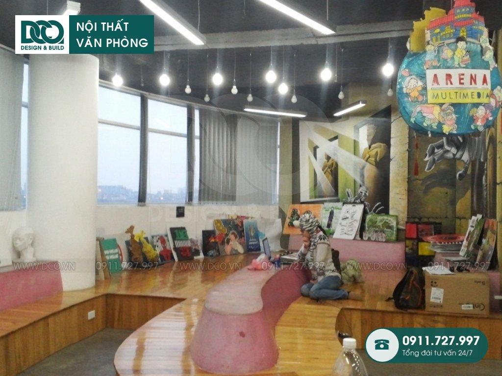 Bản vẽ mẫu nội thất văn phòng 68 Phạm Văn Bạch