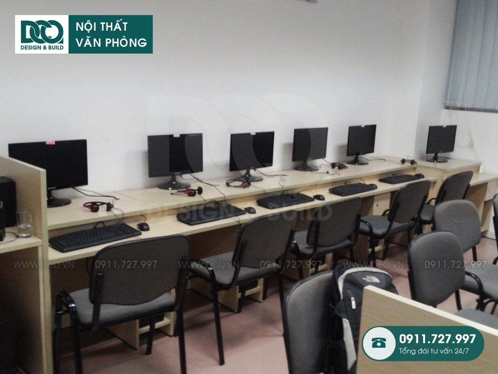 Hồ sơ mẫu nội thất văn phòng Arena Multimedia