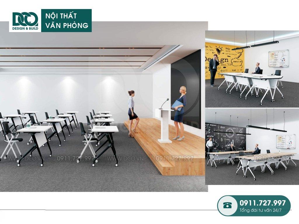 Mẫu nội thất văn phòng Leadvisors Tower