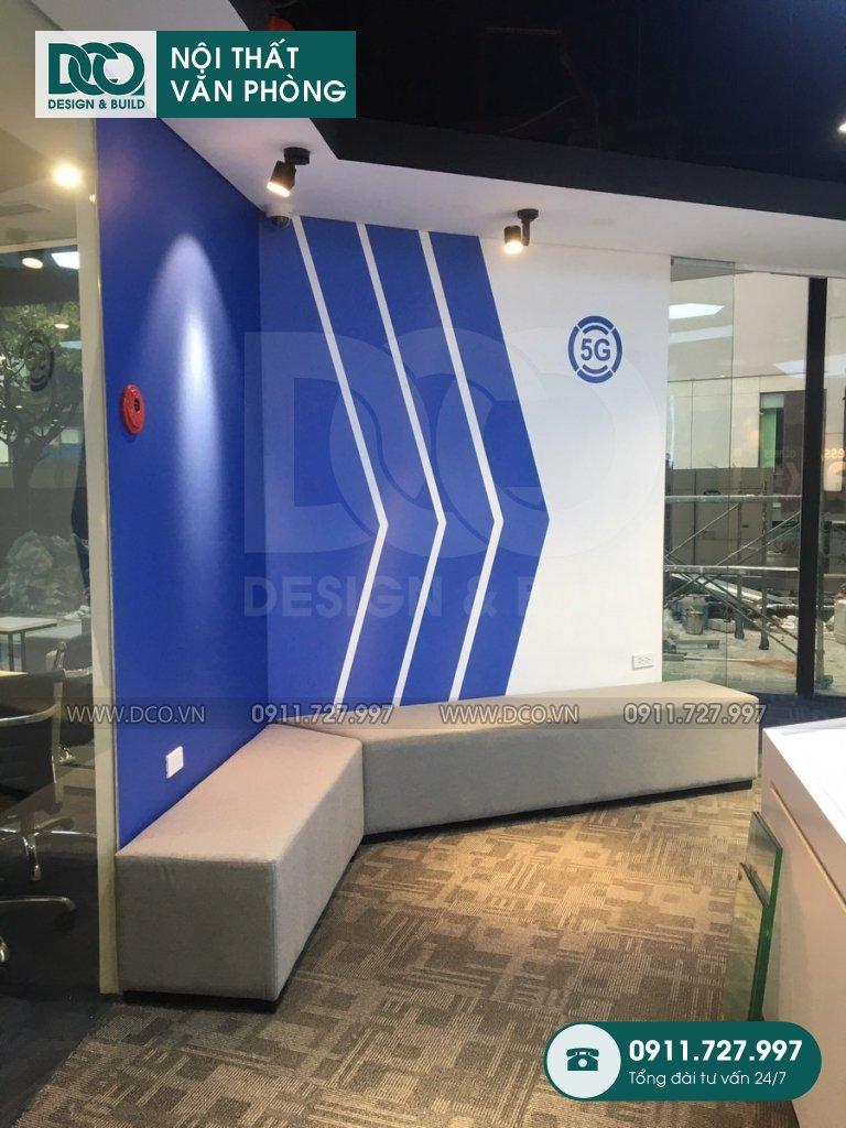 Mẫu nội thất văn phòng GOLDEN NET