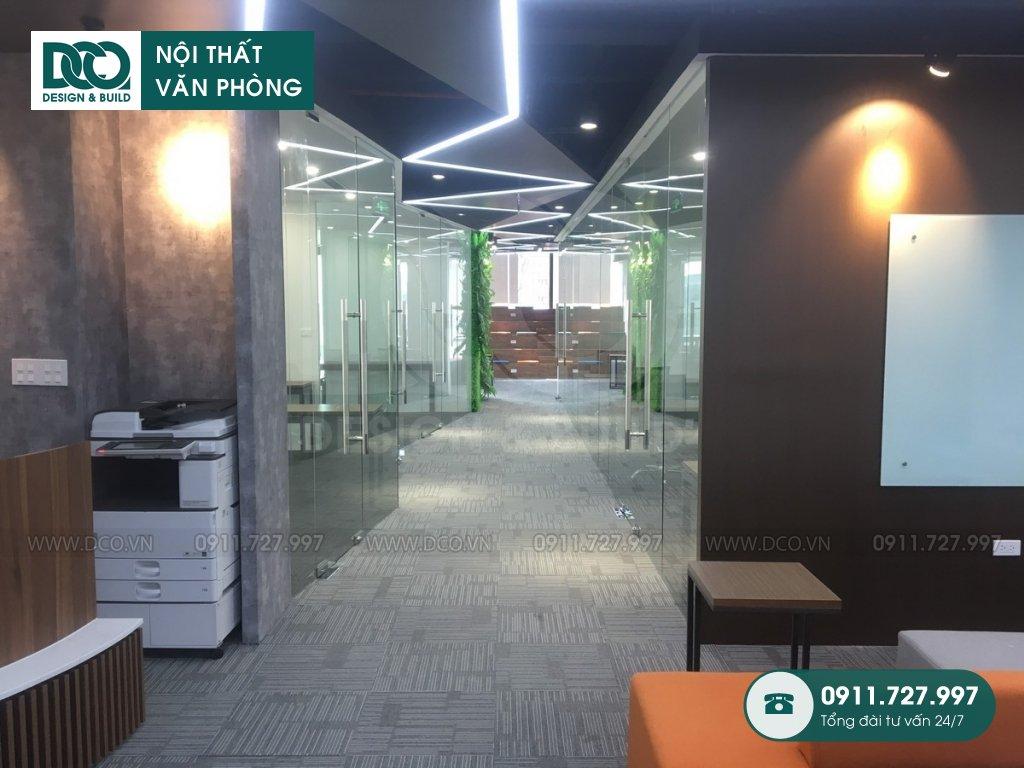 Hồ sơ dự án thiết kế nội thất văn phòng CENXSPACE 2 Mỹ Đình