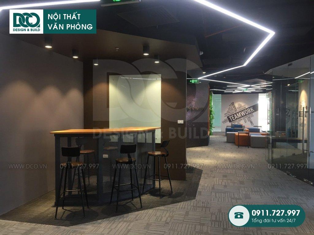 Hồ sơ bản vẽ mẫu nội thất văn phòng CENXSPACE 2 Mỹ Đình