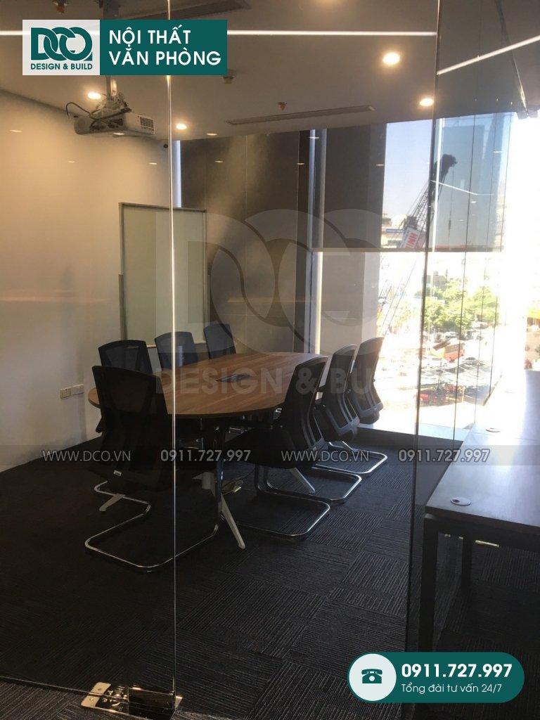 Mẫu nội thất văn phòng 150 chỗ CEN X SPACE 2