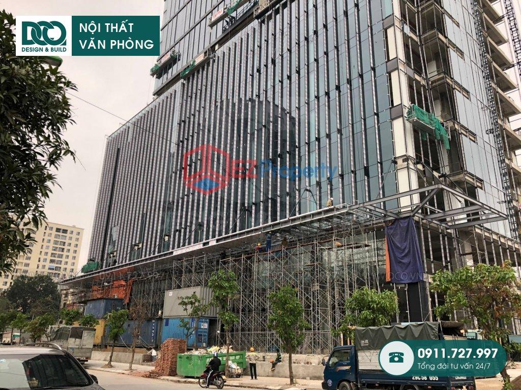 Công ty thi công văn phòng Bình Tân