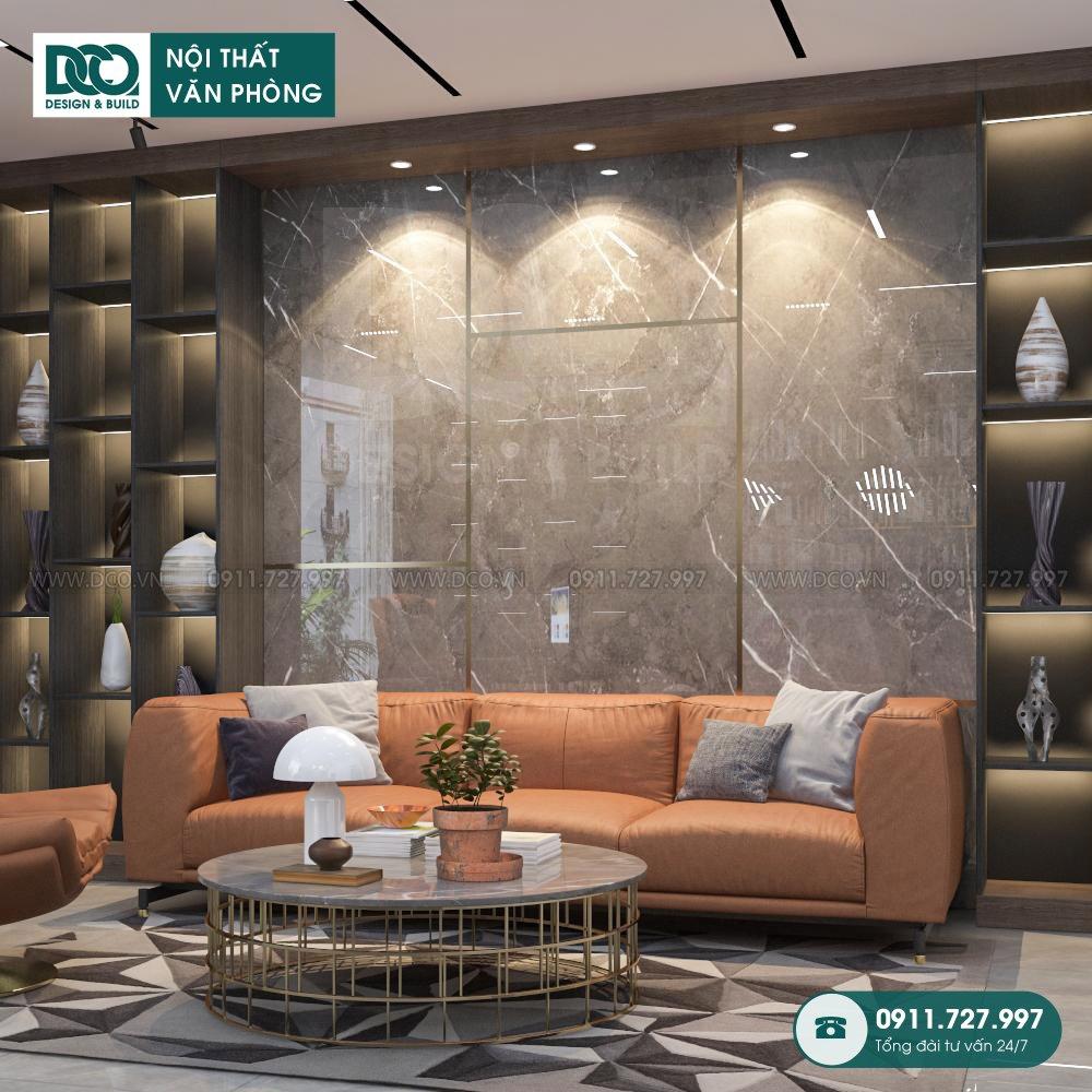 Thiết kế nội thất văn phòng 36 Phạm Văn Đồng