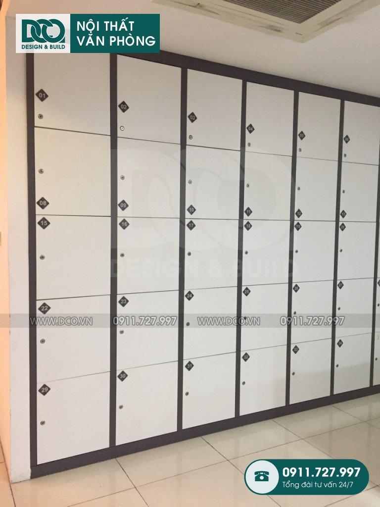 Thiết kế nội thất văn phòng Kim Khí Thăng Long