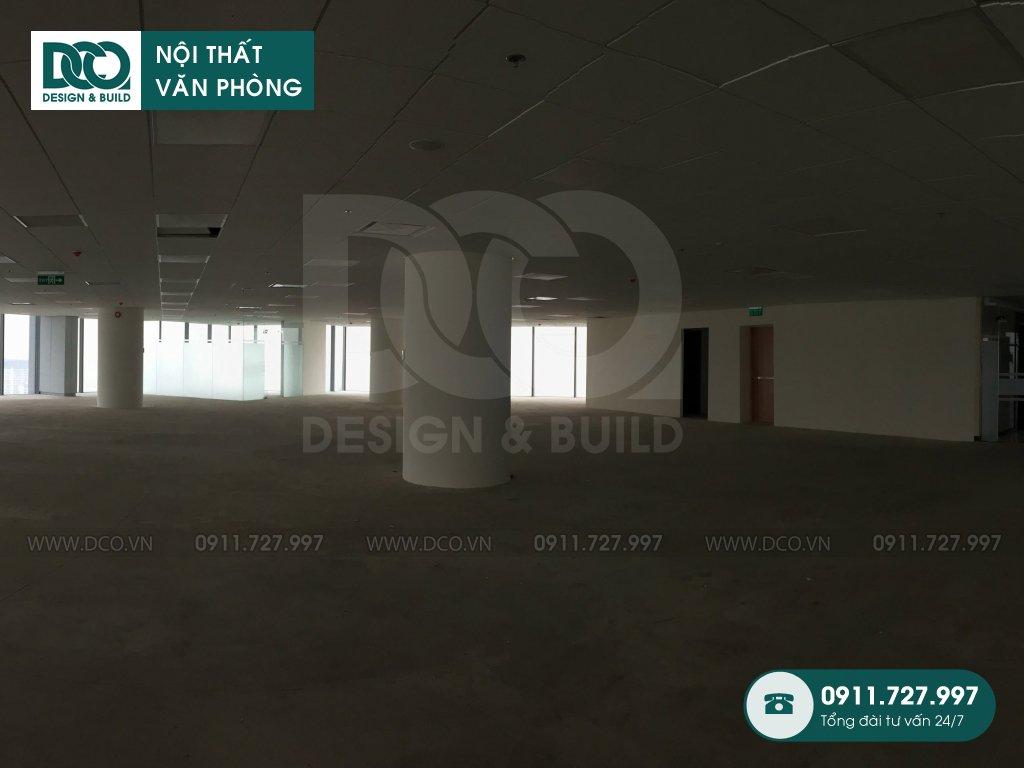 Thiết kế nội thất văn phòng VP Bank tầng 21