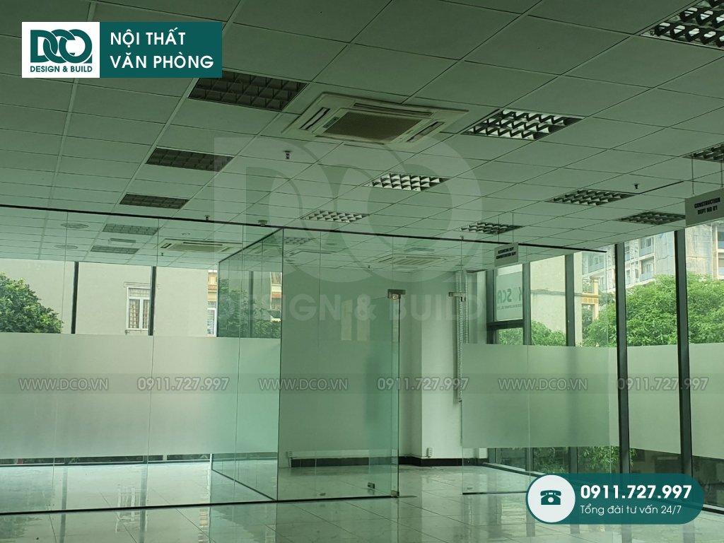 Thi công nội thất văn phòng trọn gói tại Cửa Nam