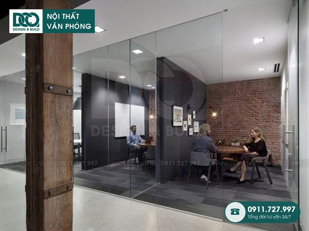 Công ty thi công nội thất văn phòng tại Hoàng Văn Thụ