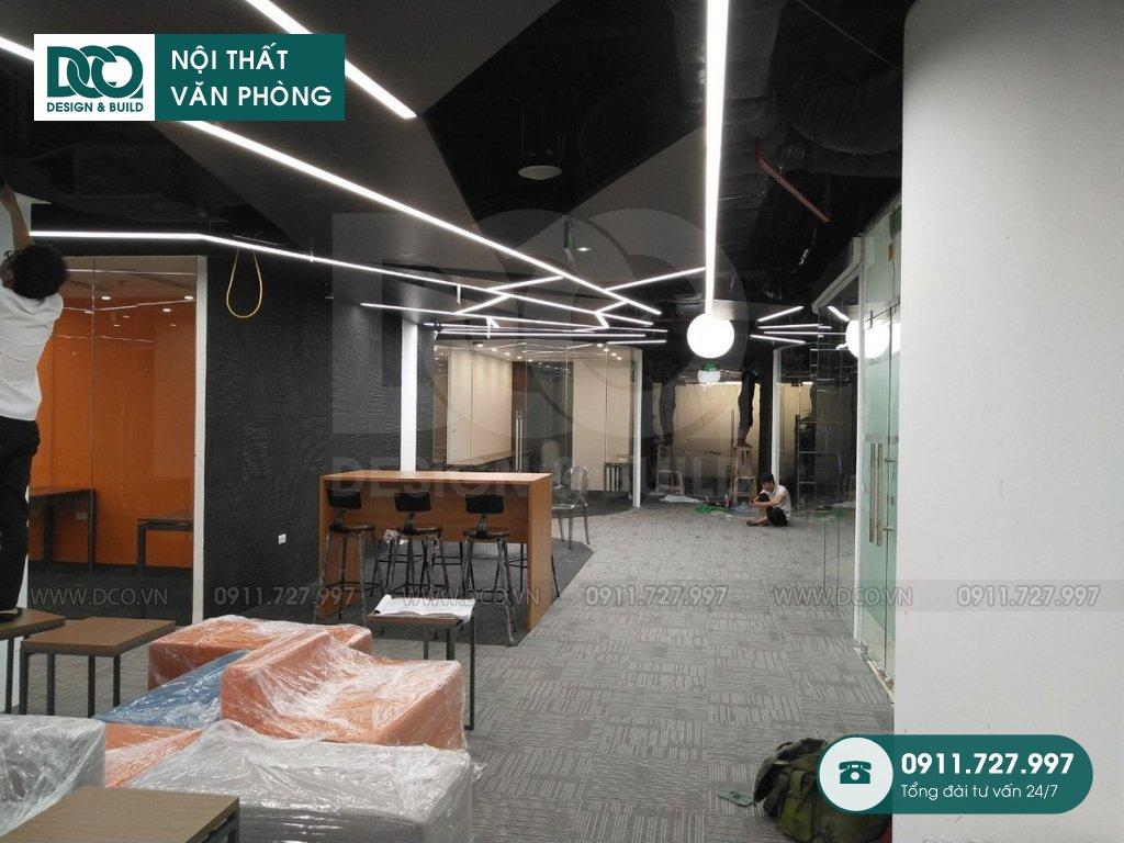 Thi công nội thất văn phòng tại phường Phương Liệt
