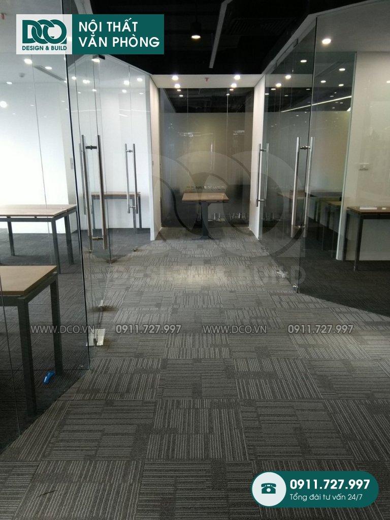 Thi công nội thất văn phòng trọn gói tại Phú Thuận