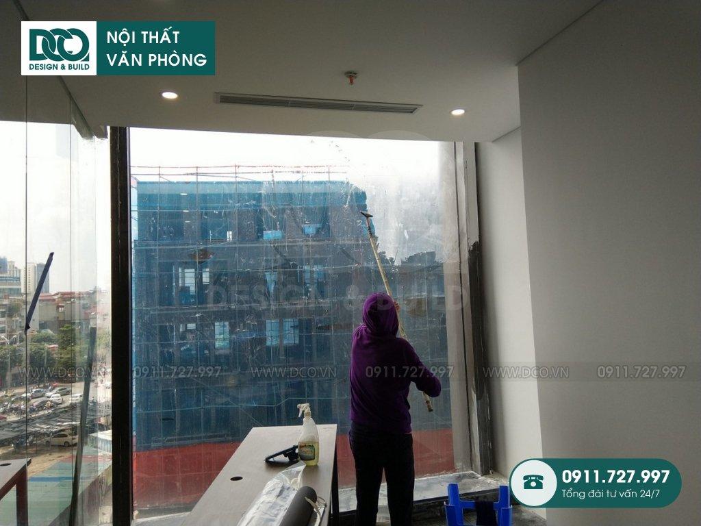 Công ty thi công nội thất văn phòng tại Bình Tân
