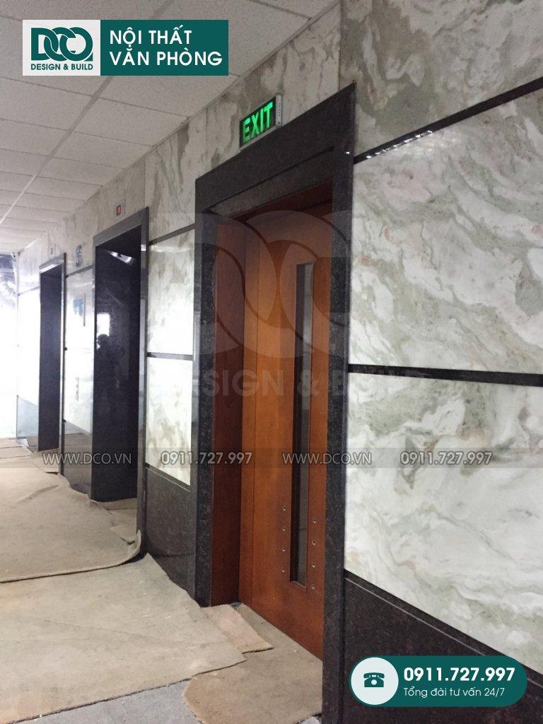 Thiết kế nội thất văn phòng tòa nhà VIT Tower