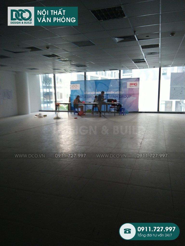 Công ty thi công nội thất văn phòng tại An Dương
