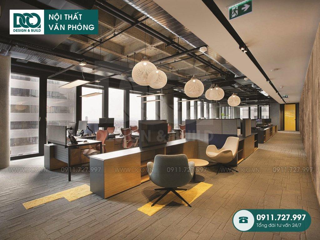 Nội thất Coworking Space tại Hà Nội